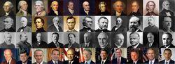美国历代总统