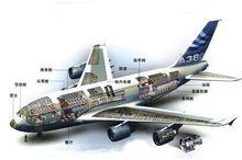 空客A380舱位图